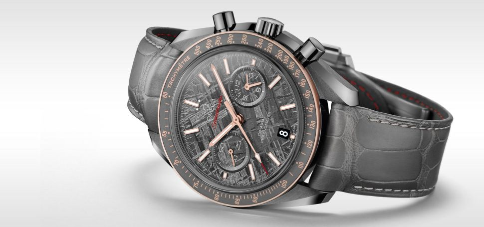 Omega - Speedmaster Moonwatch METEORITE