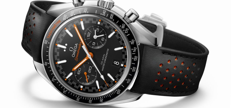 Omega - Speedmaster Automatic Racing Dial